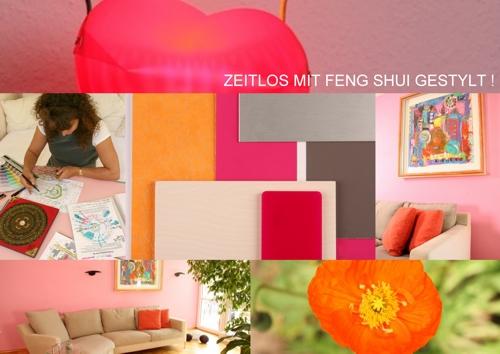 Feng Shui - Feng Shui Farben Viola Schäfer